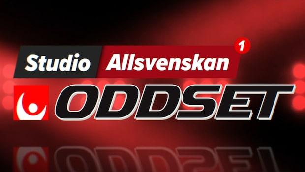 STUDIO ODDSET ALLSVENSKAN program 10