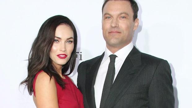 Megan Fox skiljer sig  från maken – efter tio år