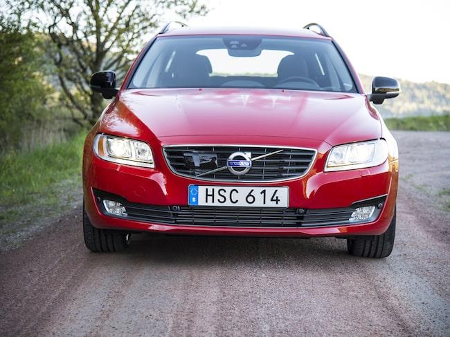 Volvo V70 är den populäraste bilen på Blocket och lär synas mycket i den nya tjänsten Motortoppen.