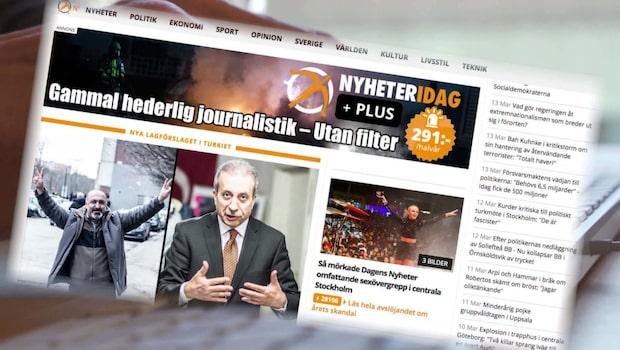 Nyhetssajten lovar att inte skada SD med negativ rapportering