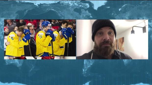 """Sanny Lindström om finalförlusten: """"Man måste få landa i sin egen sorg"""""""