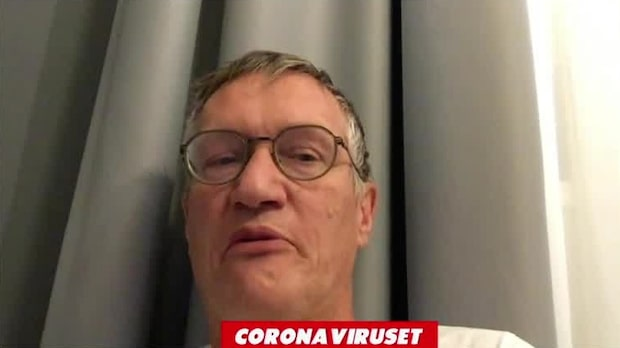 "Statsepidemiologen Anders Tegnell om coronaviruset: ""Svårtolkad information"""