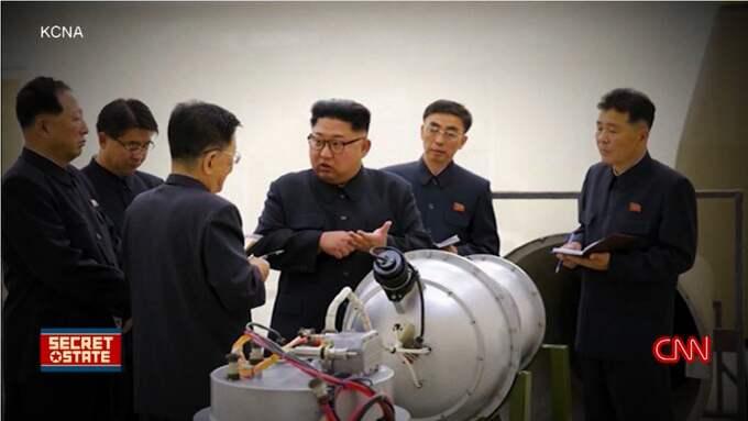 Nu kan Expressen TV visa exklusivt material inifrån Nordkorea, med hjälp av amerikanska CNN. Foto: CNN
