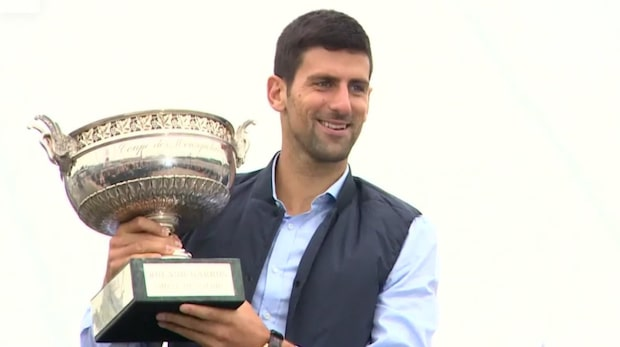 """Djokovic: """"Därför fick jag en resultat-kris"""""""