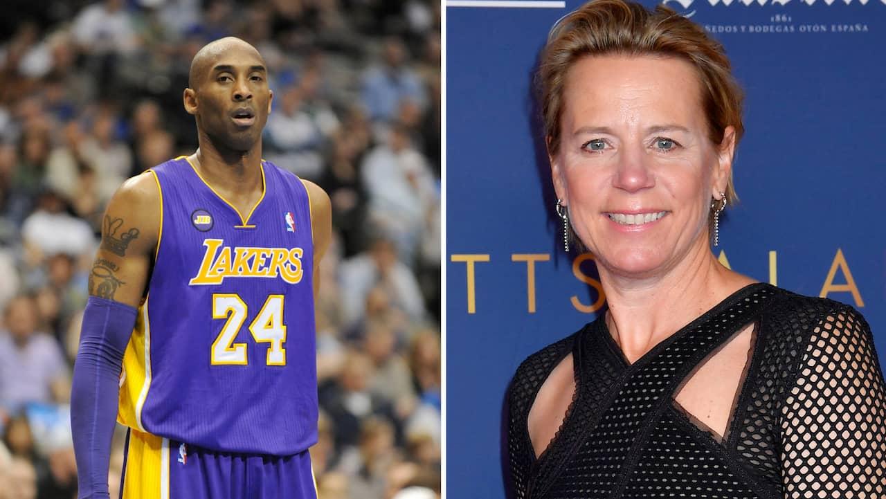 """Sörenstams sorg för Kobe:  """"Har träffats flera gånger"""""""