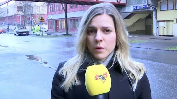 """Rånoffer fick öret avskuret: """"Ringde själv och larmade"""""""