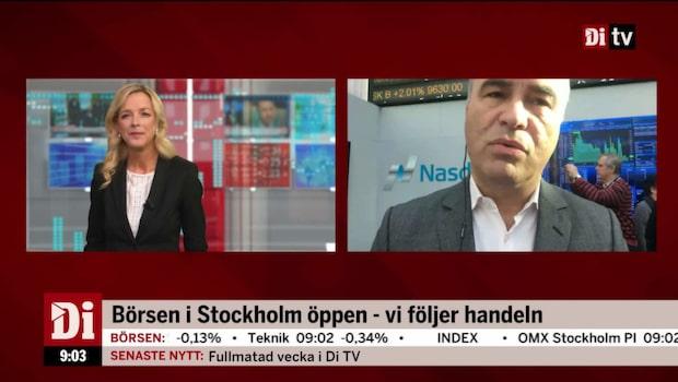 Grön obligation noteras på Stockholmsbörsen