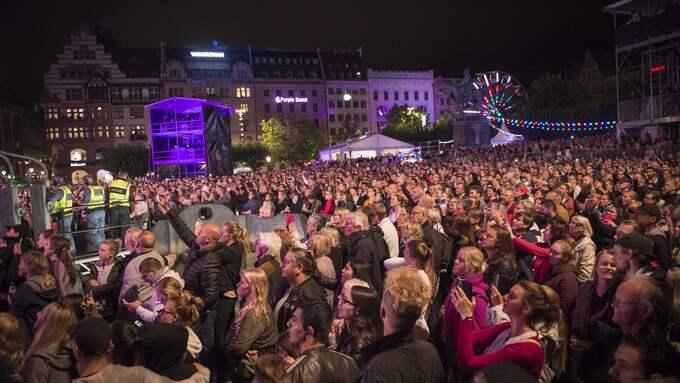 """""""Ju fler ögon vi har i publikhavet, desto bättre"""", menar Marie Strömdahl. Foto: TOMAS LEPRINCE"""