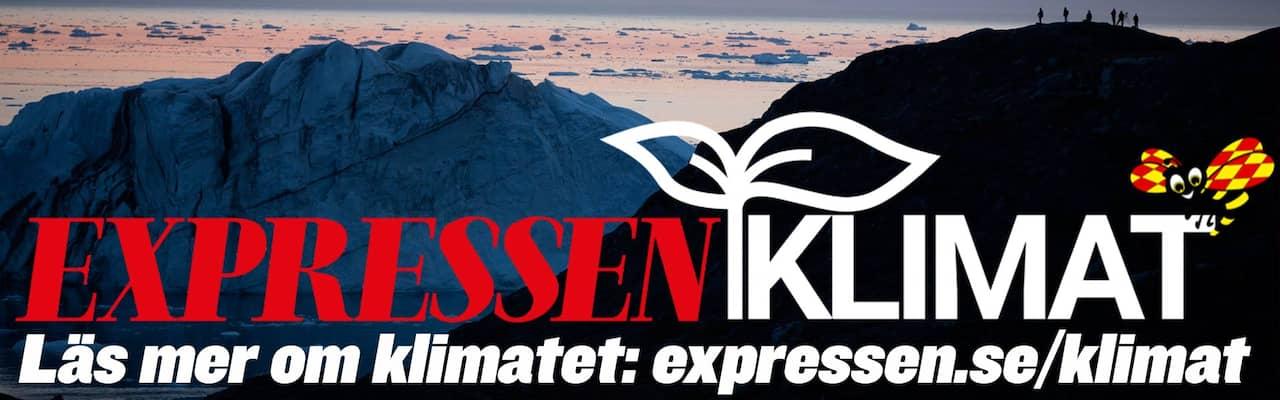 Expressen klimat