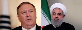 """""""Sanktionerna mot Iran  de hårdaste någonsin"""""""