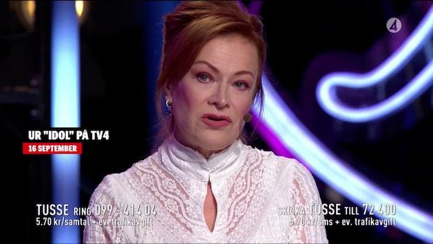 Idol-Tusses tolkning får juryn att gråta