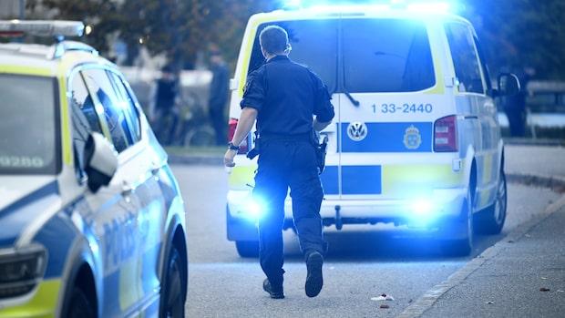 En skjuten i Tensta –tillhör kriminellt nätverk