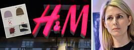 H&M i blåsväder – mössa fick rasistiskt namn