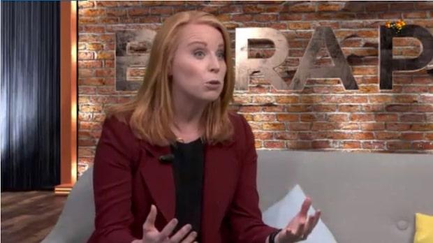 Bara Politik: Uppesittarkväll - hela intervjun med Annie Lööf