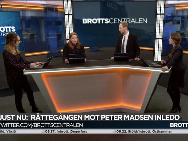 Sammanfattning: Starkaste bevisen mot Peter Madsen