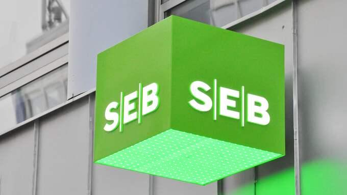Storbanken SEB fortsätter att gå starkt. Banken var först ut i en rad kvartalsrapporter som kommer nu. Foto: HENRIK ISAKSSON/IBL-AOP / /ALL OVER PRESS