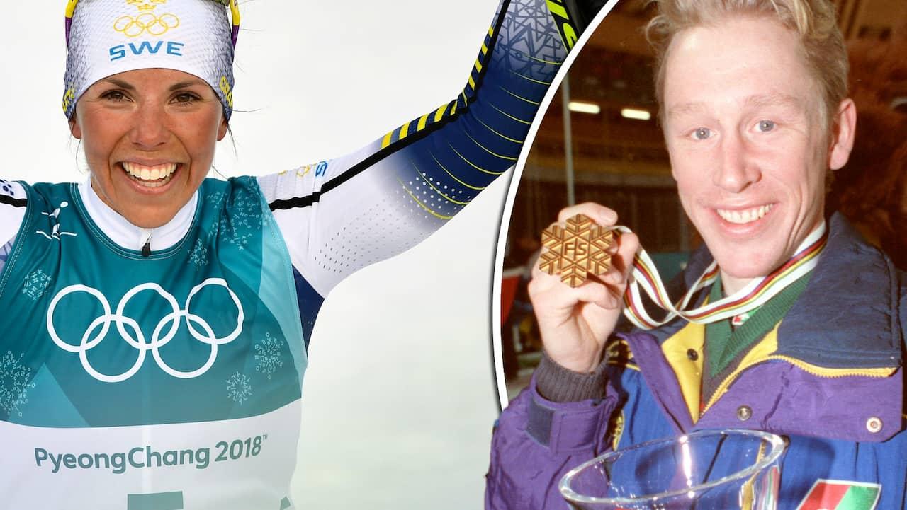 Nytt masterskap utan medalj for sverige
