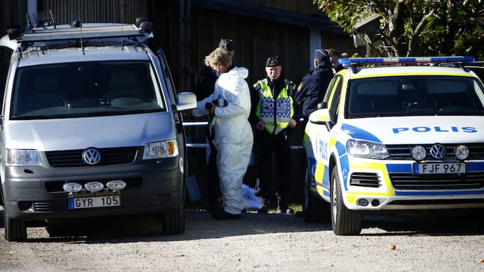 Efter bara några dagar lade polisen ner den första mordutredningen. Foto: HENRIK JANSSON