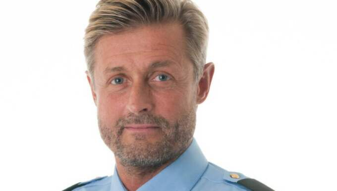"""""""Det är sorgligt om det är så att någon fortfarande går på de här bedrägeriförsöken"""", säger polisens presstalesman Christer Fuxborg. Foto: Polisen"""