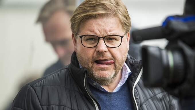 Förtroendet för Kalmars tränare Peter Swärdh är oförändrat. Foto: SUVAD MRKONJIC