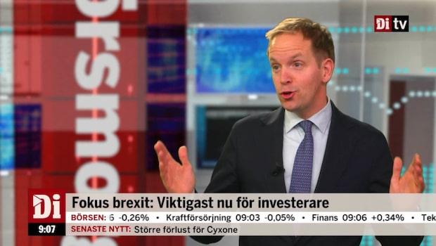Brexit i fokus – det viktigast för investerare just nu