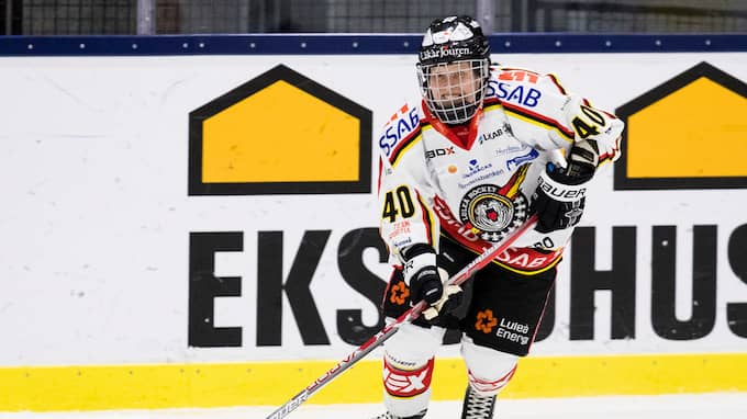 Noora Tulus. Foto: ANDREAS L ERIKSSON / BILDBYRÅN