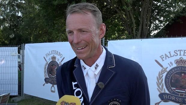 Fredricson vinnare i Falsterbo grand prix
