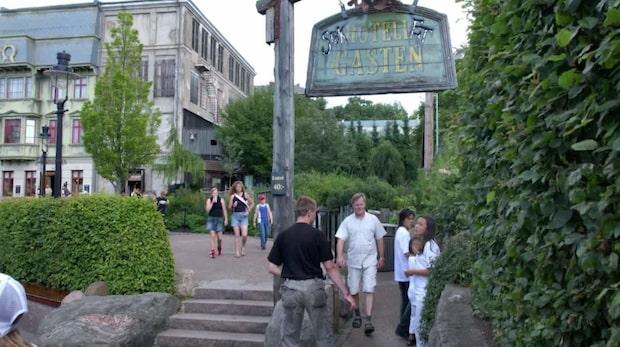"""13-åringar ofredade i spökhuset på Liseberg: """"Höll om mina bröst"""""""