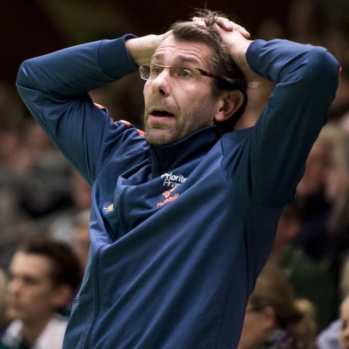 Sedan 2002 har han också jobbat som tränare i RIK. Foto: Marcus Ericsson / BILDBYRÅN