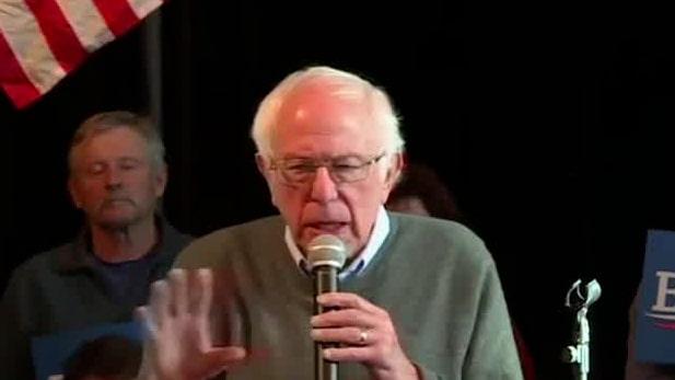 Ryssland vill hjälpa Sanders att vinna