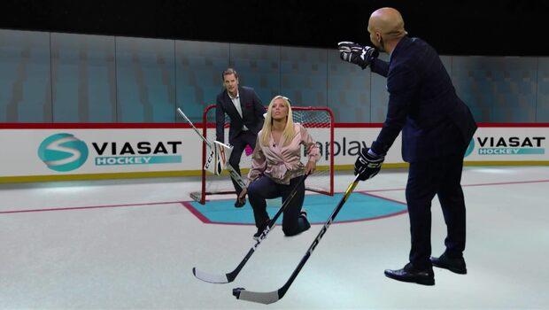 Viasat startar eget hockeymagasin – ska fokusera på världens bästa hockeyligor