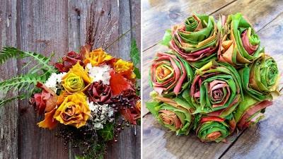 Sa raddar du dina blommor