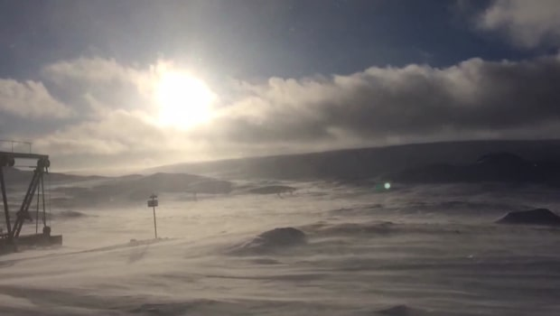 """Meteorologen om sportlovsprognosen: """"Perfekt väder"""""""