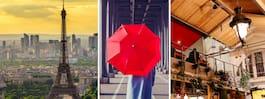 Paris: guldkornen bortom turistfällorna