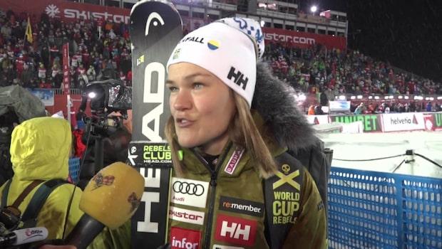"""Anna Swenn-Larsson: """"Små marginaler avgör"""""""