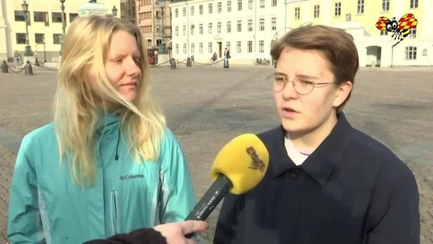 Många samlade i Göteborg i klimatkrisens namn