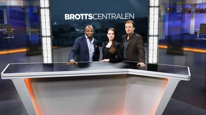 Från vänster: Thabo Motsieloa, Lisah Silfwer och Lennart Ekdal. Foto: Anna-Karin Nilsson