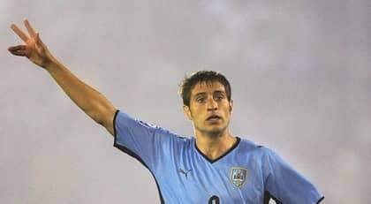 Eguren uttagen till uruguays vm lag