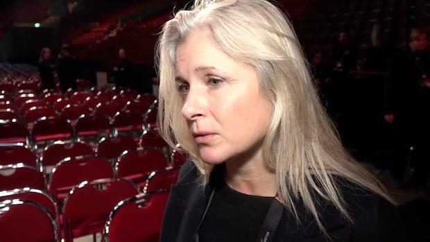 """SVT:s möte med Carola: """"Hon kommer inte"""""""