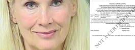 Gunilla Persson tvingas till rätten –ställs till svars