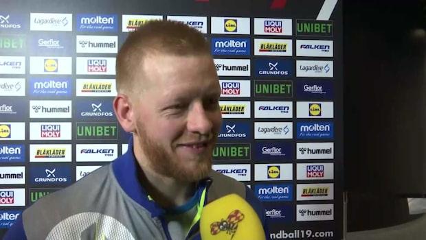 """Matchhjälten Gottfridsson: """"Visste att den skulle gå in"""""""