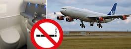 SAS kräver svensk flygrökare på 170 000 kronor