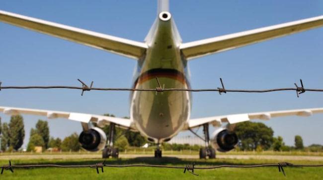 Fler bolag forbjuds flyga inom eu