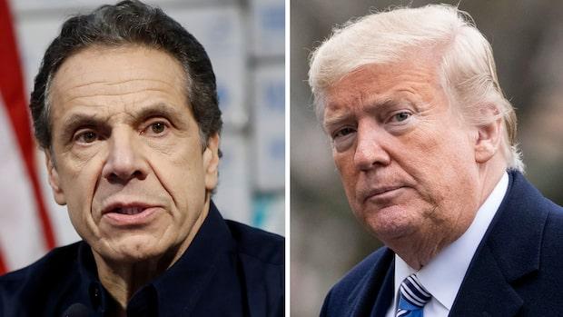 """Guvernören om Trump: """"Han kan inte vara seriös"""""""
