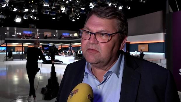 """Peter Lundgren (SD): """"Allt står ju inte och hänger på mig"""""""