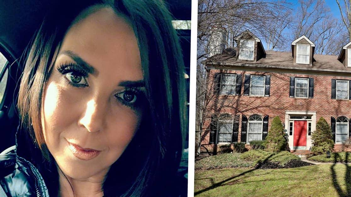 Alla pratar om Melissas hus – efter fynd i källaren