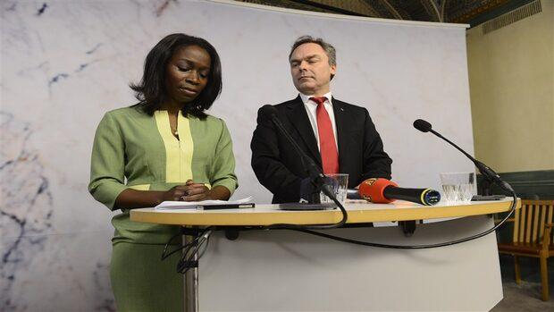 Därför avgår Sabuni - se presskonferensen