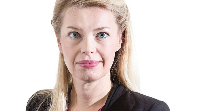 GT:s chefredaktör Sofia Dahlström