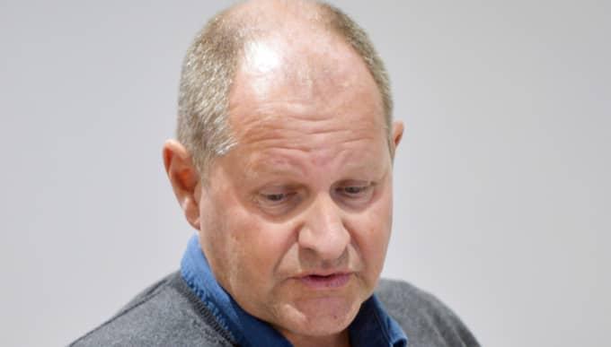 Rikspolischefen Dan Eliasson Foto: Henrik Montgomery/Tt