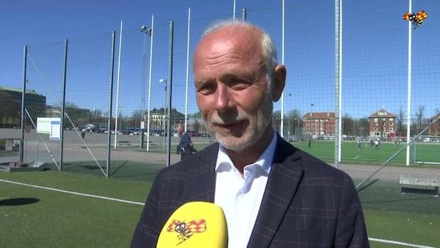 "Gothia Cup ställs in: ""Väldigt mycket känslor"""